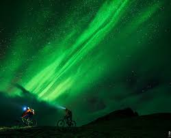 fatbike-northern-lights